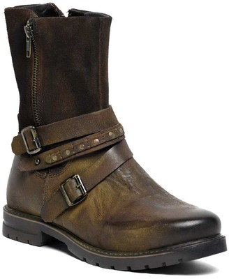 ROAN Anabella Leather Boot