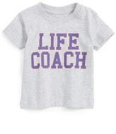 Kid Dangerous Life Coach T-Shirt (Baby Boys)