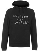 Swallows And Daggers Swallows and Daggers All Over Print Hoodie