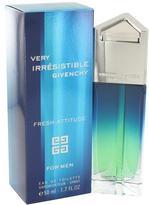 Givenchy Very Irresistible Fresh Attitude by Eau De Toilette for Men (1.7 oz)