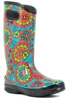 Bogs Women's Pansies Waterproof Rain Boot