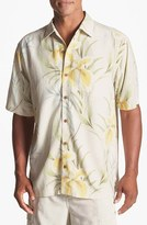 Tommy Bahama 'Iris You Were Here' Silk Campshirt