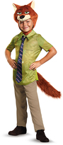 Disguise Zootopia Nick Wilde Classic Dress-Up Set - Kids