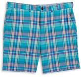 Tommy Hilfiger Classic-Fit Madras Plaid Shorts