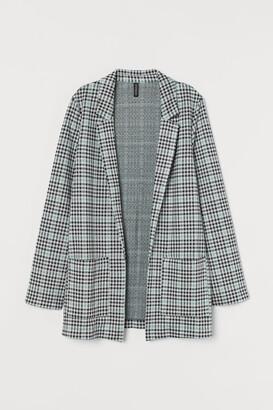 H&M Jersey Jacket - Green
