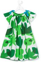 Il Gufo floral print dress - kids - Cotton - 2 yrs