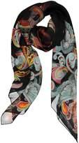 Alexander McQueen Silk neckerchief