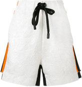 NO KA 'OI No Ka' Oi - Paku sports bermuda shorts - women - Polyamide/Polyester/Spandex/Elastane/Viscose - L