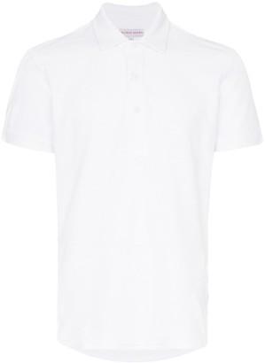 Orlebar Brown short-sleeve polo shirt
