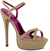 Johnathan Kayne Women's Nacona Platform Sandal