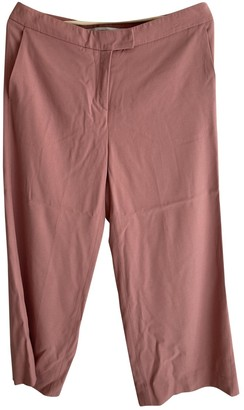 Normaluisa Pink Trousers for Women