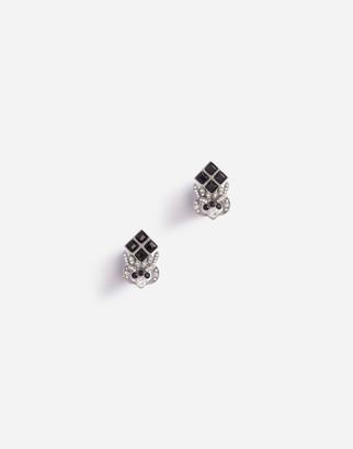 Dolce & Gabbana Earrings With Rhinestones