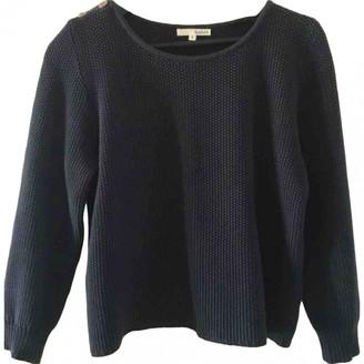 BA&SH Bash Blue Cotton Knitwear for Women
