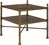 One Kings Lane Lucy Coffee Table, Gold/Brown
