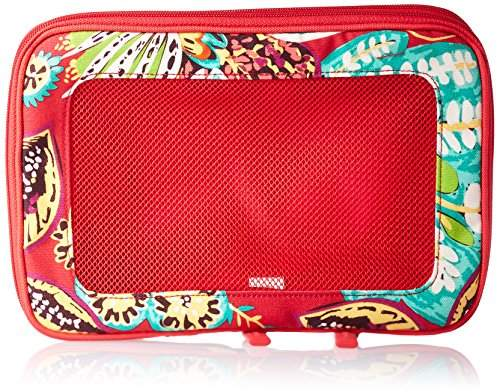 Vera Bradley Women's Small Expandable Packing Cubes