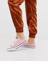 Converse Chuck Taylor All Star Ox Soft Pink Sneakers