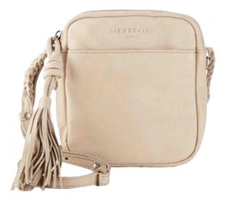 Liebeskind Berlin Beige Leather Handbags