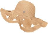 Gregory Ladner Circle Braid Wide Brim Hat