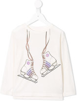Stella McCartney Farah skate print top