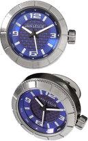 Jan Leslie Sport Watch Cuff Links, Blue