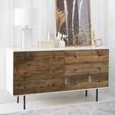 west elm Reclaimed Wood + Lacquer 6-Drawer Dresser