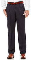 Roundtree & Yorke Roundtee & Yorke Travel Smart Non-Iron Pleated Ultimate Comfort Microfiber Stretch Dress Pants