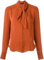 Talie Nk - silk shirt - women - Silk - 34