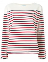 MiH Jeans 'Mariniere' sailor top
