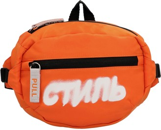 Heron Preston Logo Belt Bag