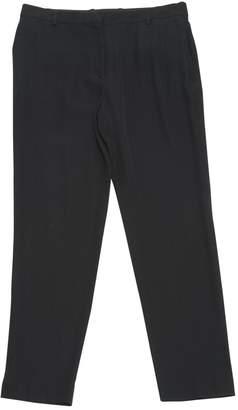 Celine Black Viscose Trousers