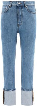 Nanushka Cho Straight-Leg Jeans