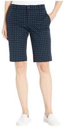 Lauren Ralph Lauren Stretch Cotton Twill Bermuda Shorts