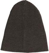 John Varvatos Ribbed Wool Hat
