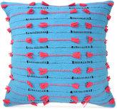 "Blissliving Home Bellas Artes Vivido 18"" Square Decorative Pillow"