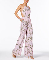 Fame and Partners Freesia Halter Jumpsuit