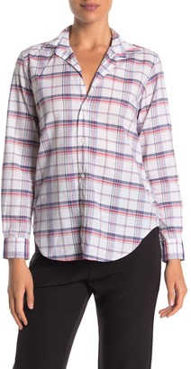 Frank And Eileen Frank Casual Long Sleeve Button Front Shirt