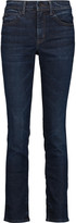 Helmut Lang Cropped mid-rise slim-leg jeans