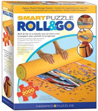 Eurographics Puzzle Roll & Go Mat