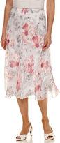 Alfred Dunner Rose Hill Full Skirt