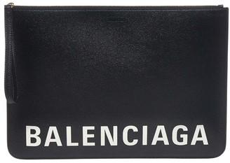 Balenciaga Cash Large Pouch