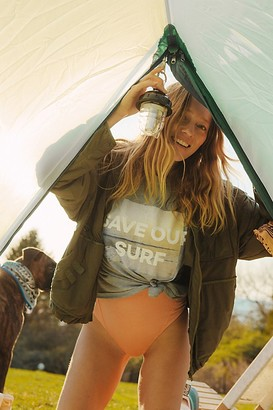We The Free Save Our Surf Tee