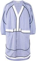 Henrik Vibskov Frank long shirt - men - Cotton/Lyocell - M/L