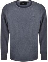 G Star Raw Calow Sweatshirt Blue