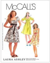 Mccall's Misses' Dresses In 2 Lengths - 14 - 16 - 18 - 20 Pattern
