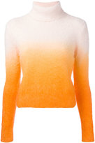 Carven Tina jumper - women - Cotton/Polyamide - XS