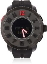 Tendence Black Anadigit Watch