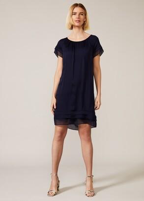 Phase Eight Freesia Silk Dress