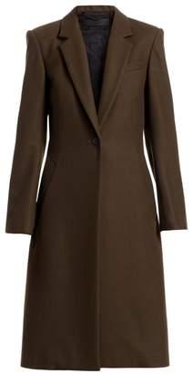 Rag & Bone Daine Stretch Wool Military Coat