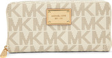 MICHAEL Michael Kors Jet Set woven wallet