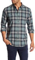 Ezekiel Jerry Plaid Long Sleeve Regular Fit Shirt